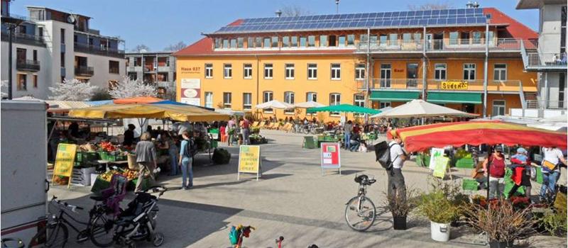 Bauernmarkt Vauban
