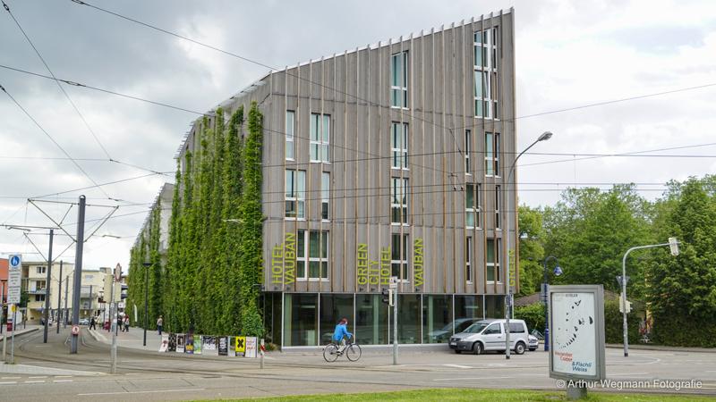 Greencityhotel Vauban