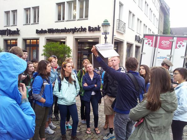 Freiburg Old Town Quizz