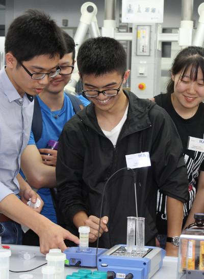 Chinesische Studenten