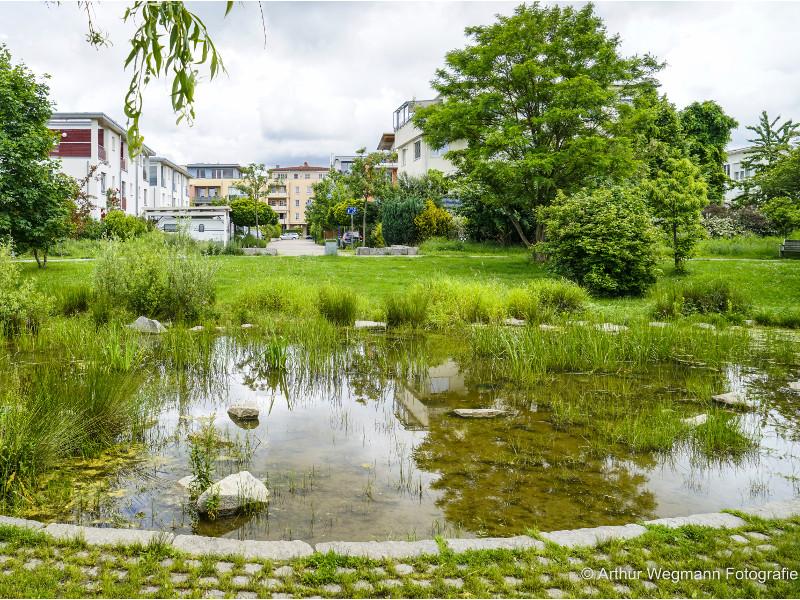 Freiburg - Rieselfeld