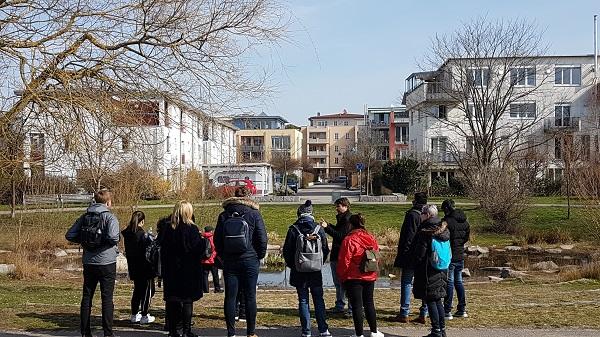 Visite De La Famille Bidot 30 April 2018