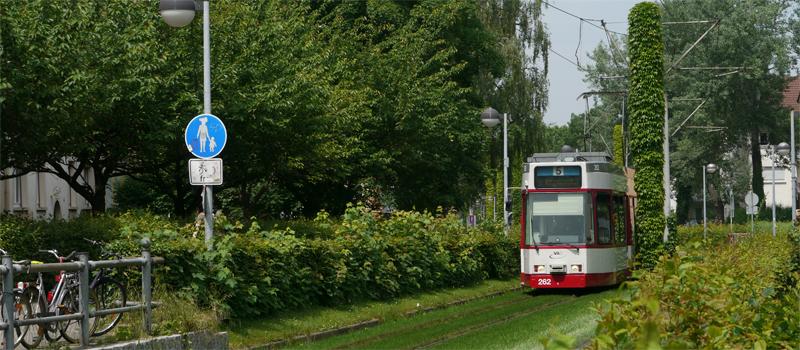 Tramway Freiburg