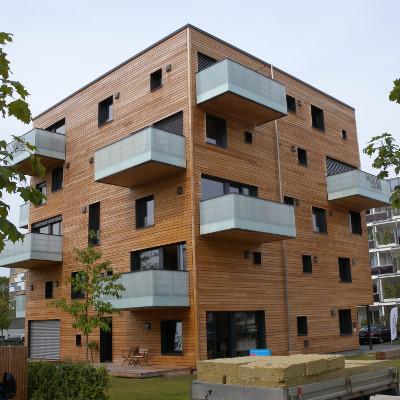 Woodcube Wilhelmsburg
